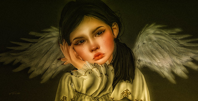 When angels are crying