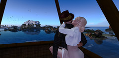 Nothing Says Romance More Than A Balloon Ride In Calas Galadhon