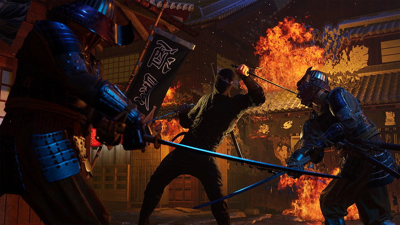 Simulátor Ninja - boj s meči