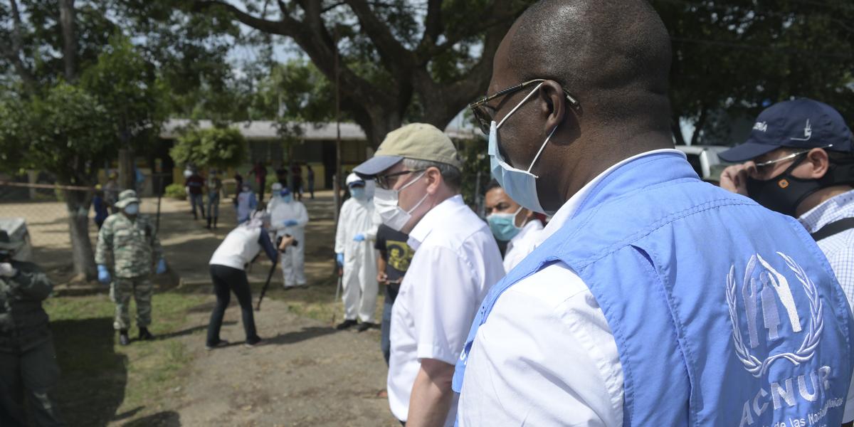 ONU y Cancillería visitan PASI en Apure
