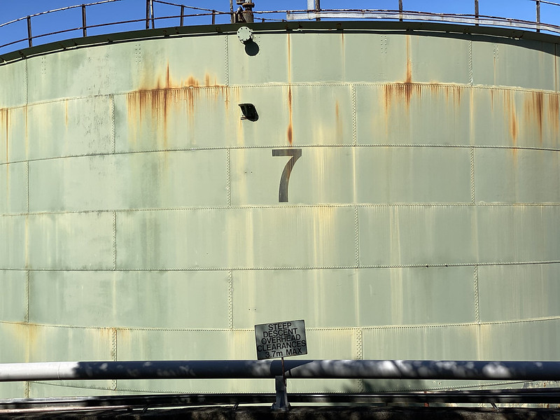 Tank number 7