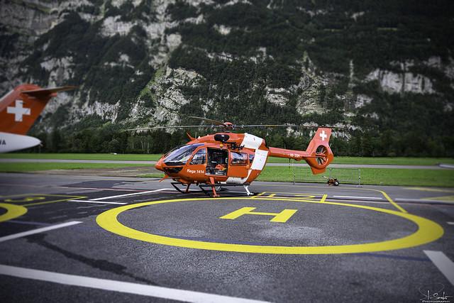 Airbus Helicopters EC 145 - Zigermeet 2019 - Mollis - Switzerland