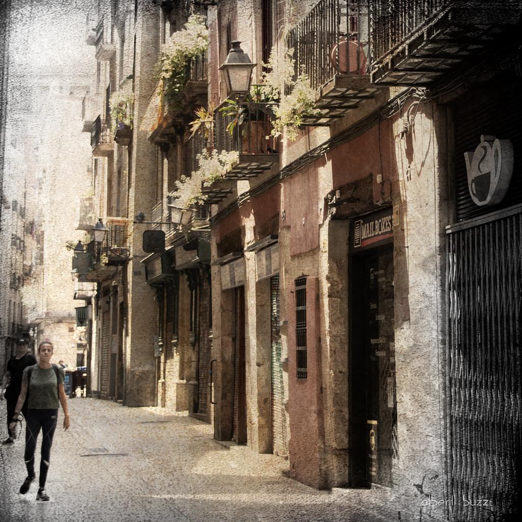 bBcn070:  Barcelona - Ciutat Vella - Sant Pere, Santa Caterina i La Ribera