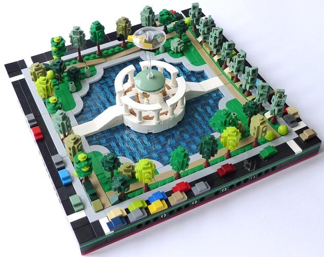 Micropolis City Park
