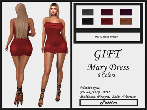 GIFT-Passion-Mary-Dress