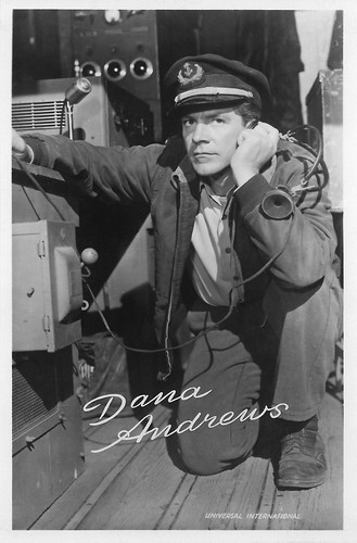 Dana Andrews in Sword in the Desert (1949)