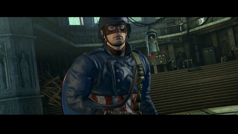 Captain America: Super Soldier - Rescue Mission