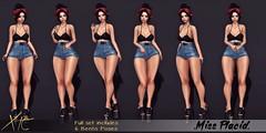 Miss Placid Pose Set @ UniK