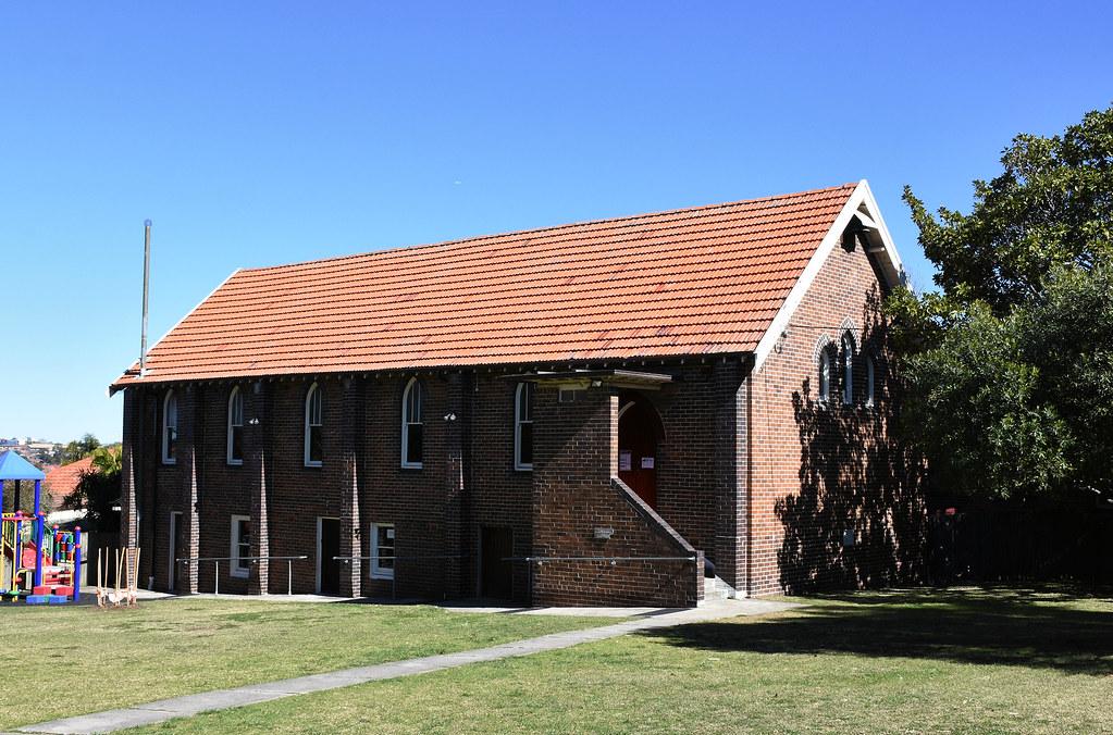 St Matthews Anglican Church, Ashbury, Sydney, NSW.