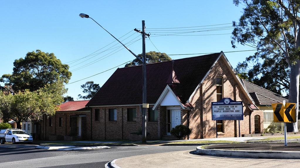 Church of the Nazarene, Birrong, Sydney, NSW.