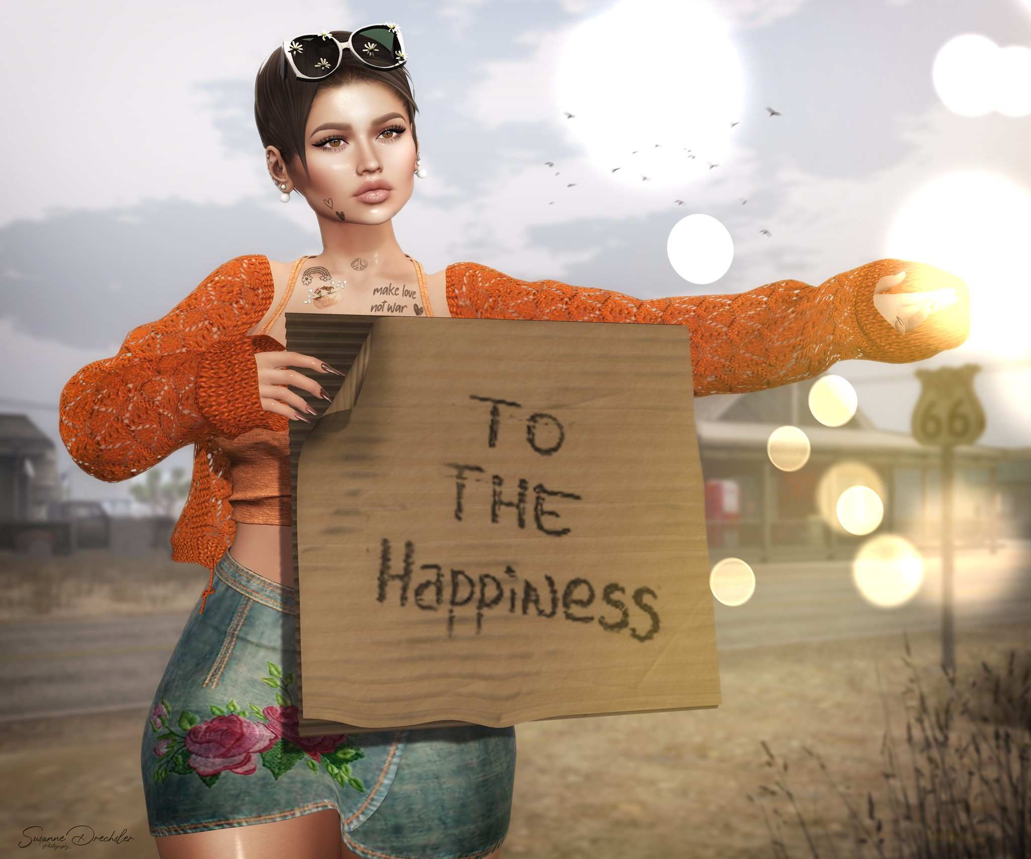 To The Happiness