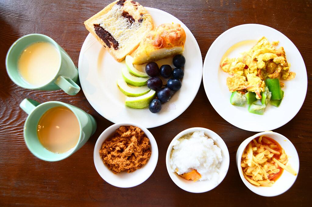 棕梠泉早餐-0001