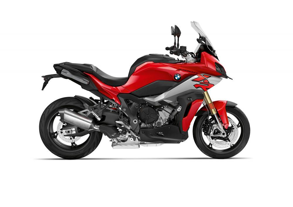 BMW S 1000 XR 2020 Racing Red