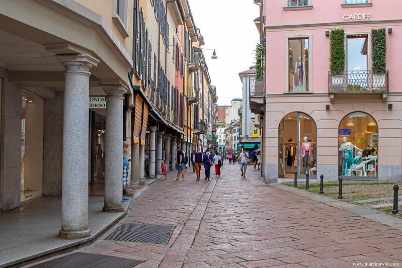 Centro storico di Varese