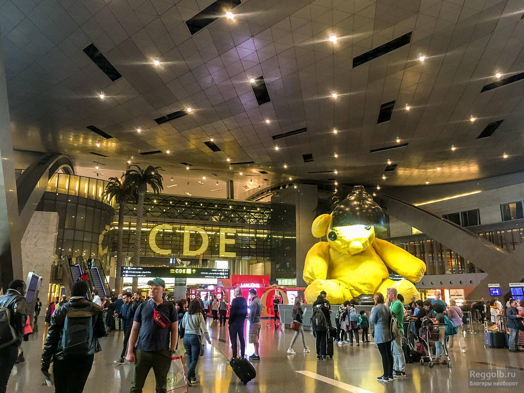 аэропорт Дохи Катар
