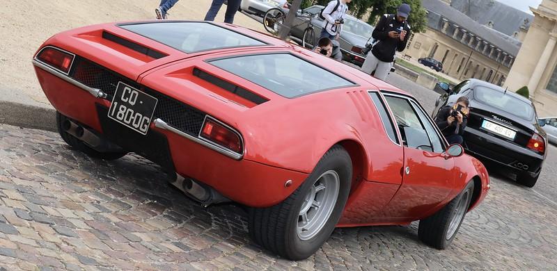 """De Tomaso Mangusta """" Tueuse de Cobra """" 1967 / 1970  49980565593_24e8cab2a1_c"""