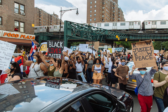 06/06/20: #BLM Protest Uptown