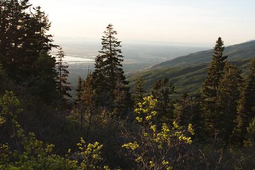 drl lebarodea utah wasatch mountain ridge pine daviscounty interstate15 farmington antelopeisland promontory layton bountiful evening sunset green valley road highway nikond7500