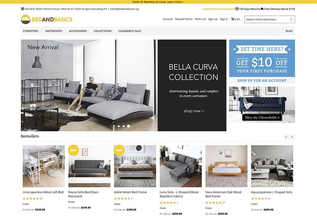 bedandbasics cheap furniture