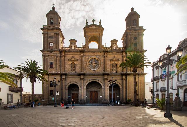 St. Anne's Cathedral in Las Palmas de Gran Canaria