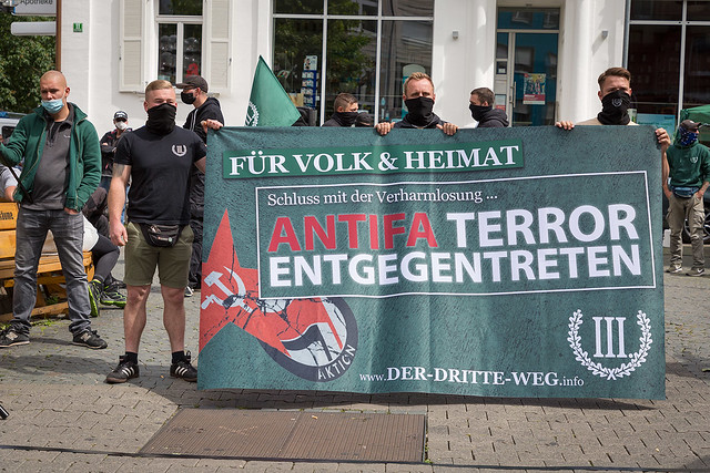 07.06.2020 – Kundgebung des III. Wegs in Kaiserslautern