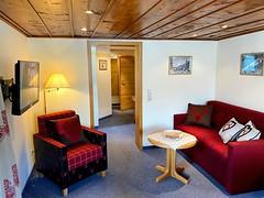 Doppelzimmer im Gatterhof Kleinwalsertal