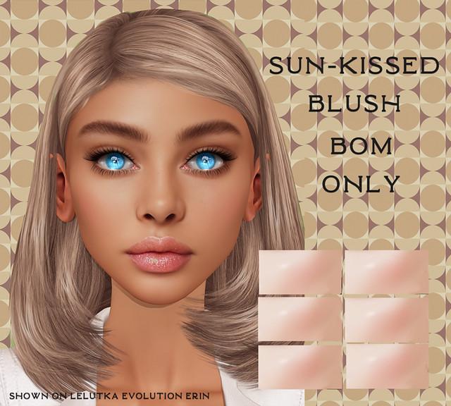 Voodoo -Sunkissed Blush BOM