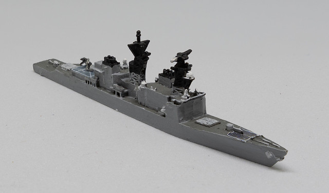 PFC C-in-C Spruance VLS Destroyer 1/2400 miniature