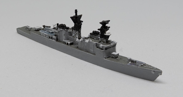 PFC C-in-C Spruance Destroyer 1/2400 miniature