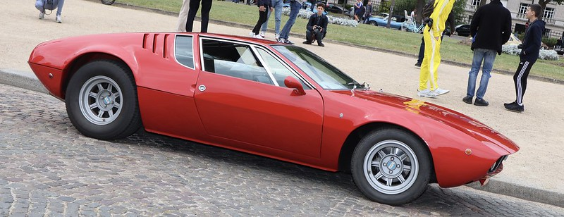 "De Tomaso Mangusta "" Tueuse de Cobra "" 1967 / 1970  49981095371_b0ca337471_c"