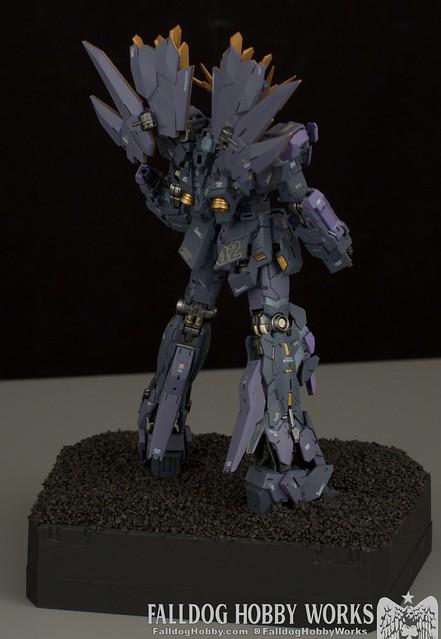 RG Unicorn Gundam 02 Banshee Norn (Lighting Model) 22