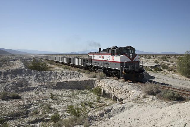 Limestone Loads in the Desert