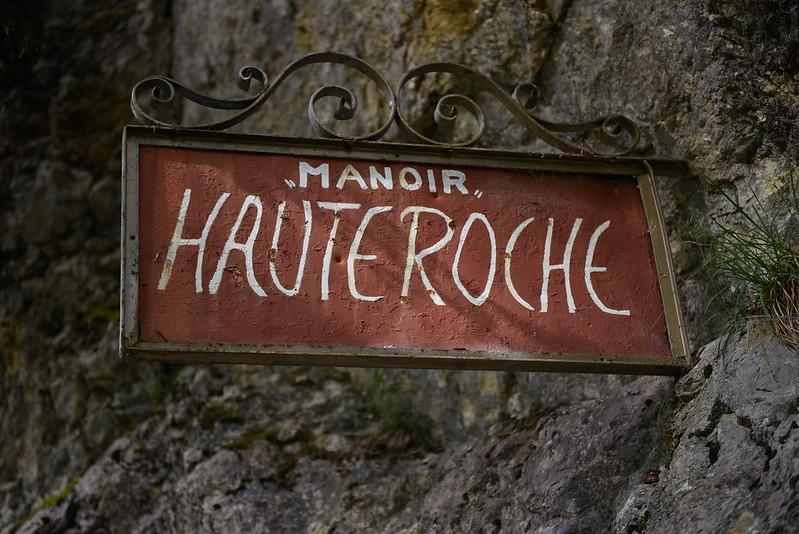 Manoir de Hautes-Roches