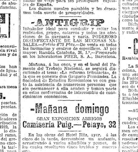 Anuncio Vanguardia