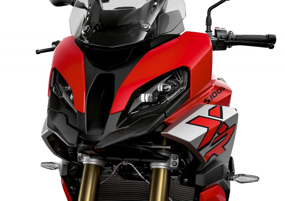 BMW S 1000 XR Racing Red HL