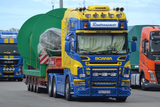 Scania R620 V8 - Rontransmar - RO  BN 75RON