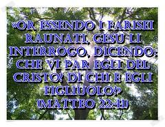 Gesù è il Figlio di Davide