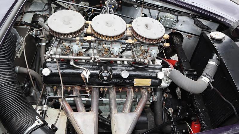 A.C. Aceca Bristol  BMW 6C GT 1957  49981400681_6bdb73a1cc_c