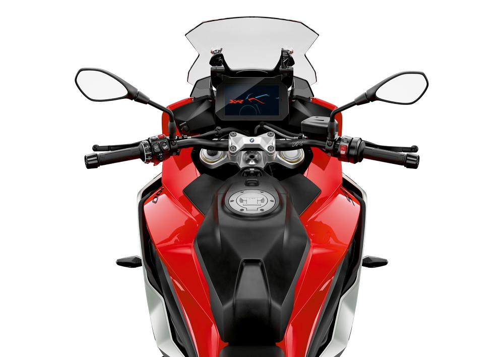 BMW S 1000 XR Racing Red TV