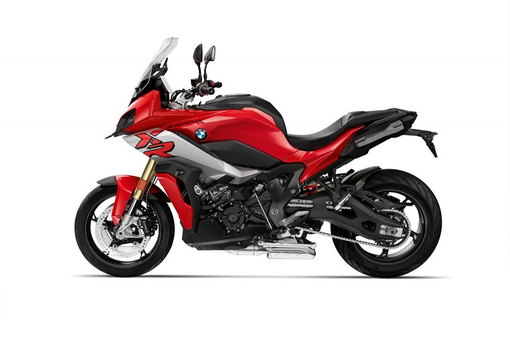 BMW S 1000 XR Racing Red LV