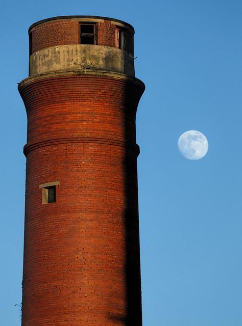 Broadford Works Chimney - Aberdeen