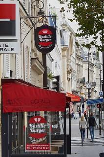 Bastille Burger
