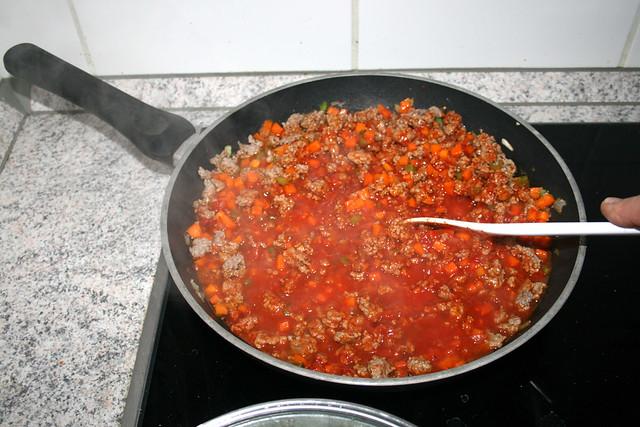 25 - Verrühren & Einkochen lassen / Stir & let reduce