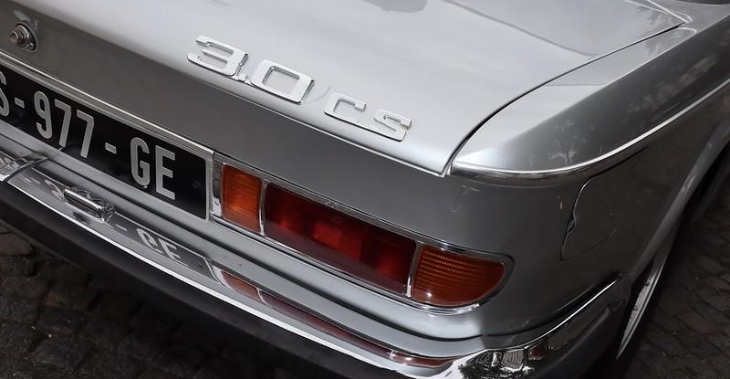 BMW 3.0 CS ( design Giovanni Michelotti )  49981661281_aae47c0b70_c
