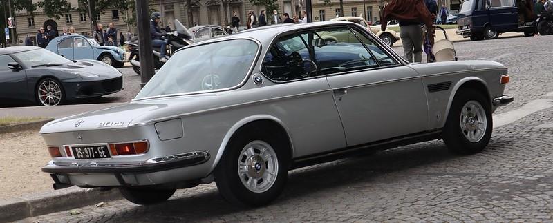 BMW 3.0 CS ( design Giovanni Michelotti )  49981661416_72442a11eb_c