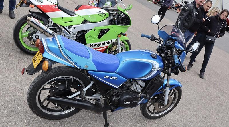 Yamaha 350 RD LC 1982 ( 1979 / 1984 )  49981701628_b7623d8c86_c