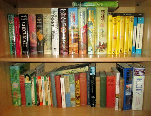 Shelves of Scottish Books