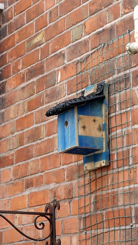 Pallet-Craft - Bird Nesting Box