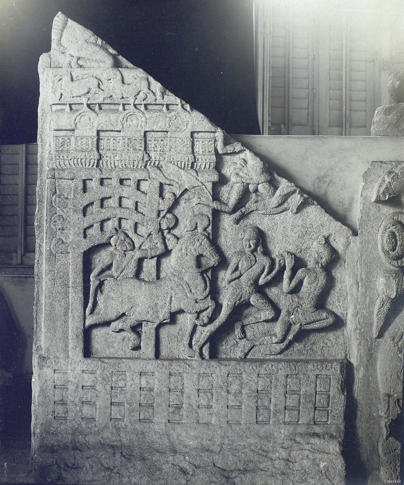 Фрагмент рельефа