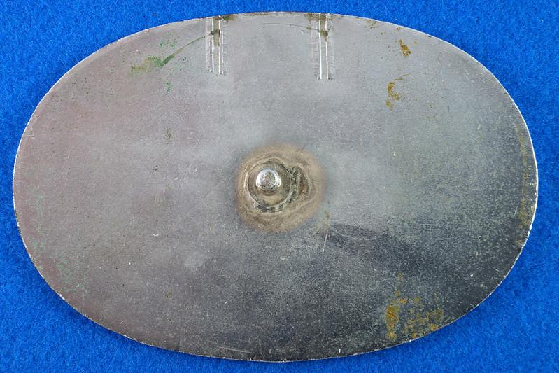 RD29642 RARE! Vintage AUBURN CORD DUESENBERG Badge Emblem Bumper License Plate TopperDSC07274